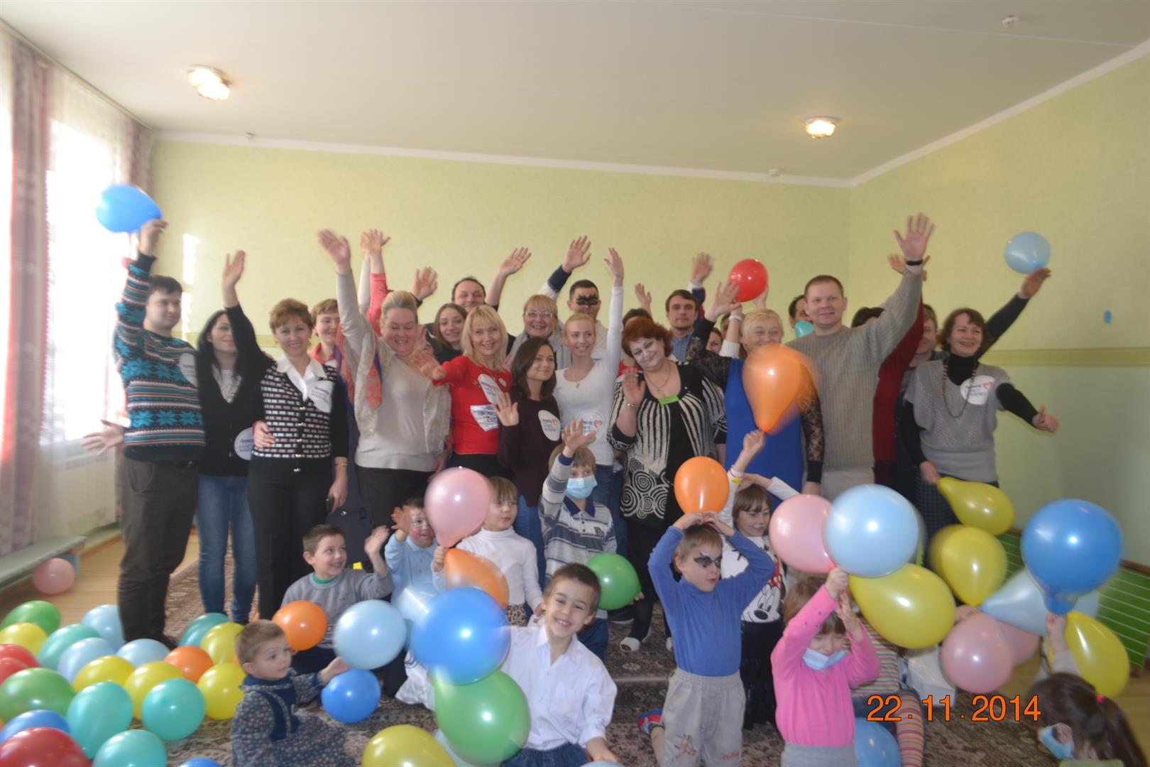 День волонтера в Обнинске