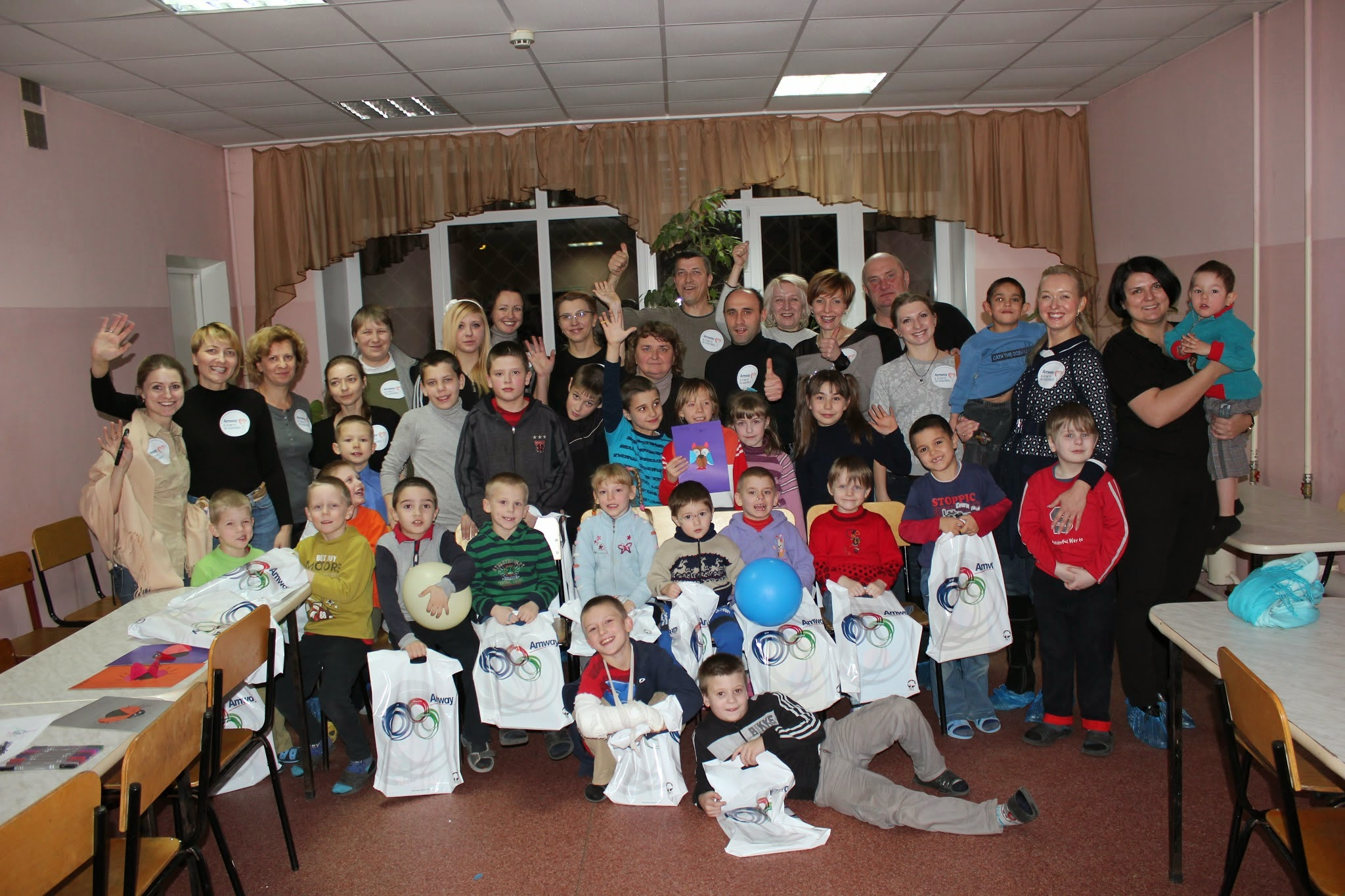 День волонтера 20.11.2014